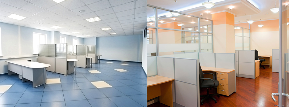 Gypsum Ceiling and Partitions